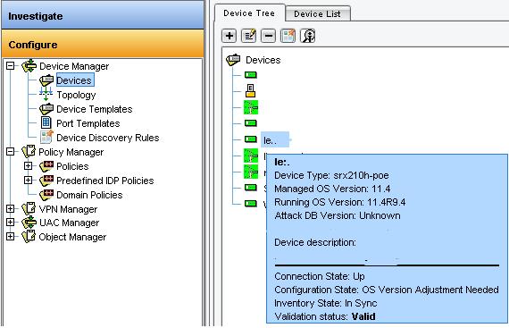 Juniper JunOS Upgrade Technical Instructions - Juniper SRX - Indeni