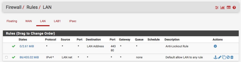 FortiGate / pfsense interoperability - Fortinet - Indeni Community